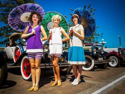 NZMTG Napier Art Deco Picnic & Air Show