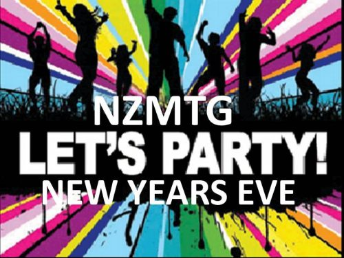 NZMTG New Years Eve Party 2019