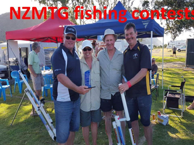 NZMTG Surfcasting Contest