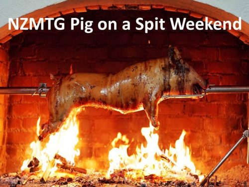 NZMTG Pig on a Spit & Bonfire Weekend