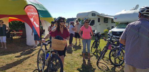 NZMTG Hastings Wine Tour on Bikes